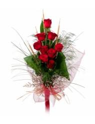 Рози – 9 бр.
