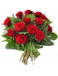 Рози – 15 бр.