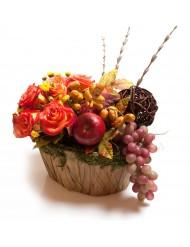 Цветя и плодове