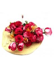 Шапка: Рози